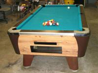 We have a few Dynamo swimming pool tables left for