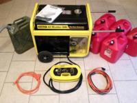 STANLEY 5000 Running Watt, 6500 Surge Watt Commercial