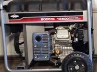Commercial briggs & stratton 13,500 surge watt