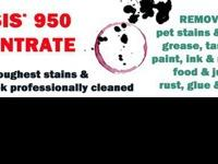 Genesis 950 is a surfactant based cleaner created to