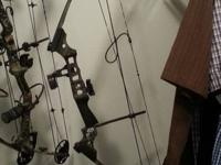Up for sale is a Genesis Pro youth bow.  Bow has