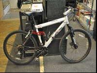 Genesis V2100 Full-Suspension Mountain Bike in good