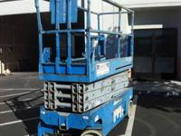 I am Looking for Genie Lift that has a deck, that can