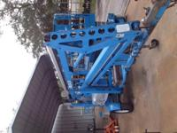 1998 GENIE TMZ34/19 BOOM LIFT FOR SALE! S/N T3401-315