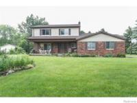 NICELY MAINTAINED 4 BEDROOM COLONIAL ON 1/2 LOT