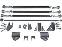 "This is the GenRight """"hollow"""" rear sway bar kit to"