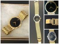 Gentleman's Gold Plated CITIZEN Quartz Watch