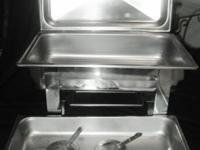 Gently used Warmer / Professional Lid Stainless Steel