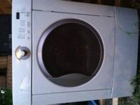 I have a gently used frigadaire front loader dryer for
