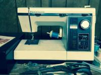 "Gently Used ""Kenmore"" Sewing Machine ""Ultra Stitch 12"""
