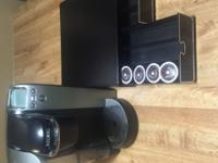 I'm selling my KUERIG coffee maker and the K-Cup tray
