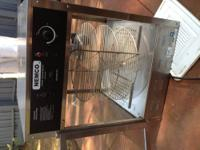 For sale today is a Nemco Pizza Oven. It is in perfect