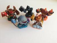 My sons are no longer obsessed with Skylanders, so we