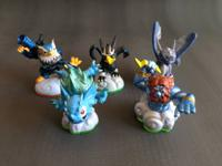 My eldest son is no longer obsessed with Skylanders,
