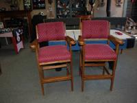 We are offering these Carefully Utilized Viewer Chairs