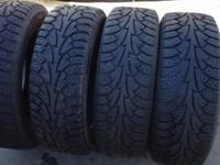 I have a set of hankook winter ipike tires that has had