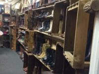 Love western boots, but hate the new prices? Welcome to