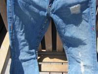 "True Religion women's jeans, size 28, 29"" length,"