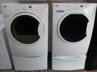 Item up for sale KENMORE ELITE HE4 FRONT LOAD WASHER