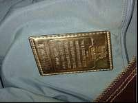 This coach purse was used maybe once or twice we got it