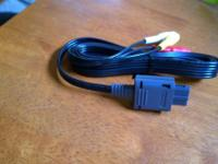 Official OEM Nintendo Video Cable SNES, N64, Gamecube?