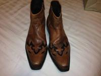 Genuine Sancho Boots made in Spain. Bought new for