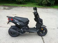 Selling the scooter because I'm moving out of state for