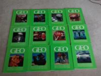 Older magazine called Geo, is similar to National