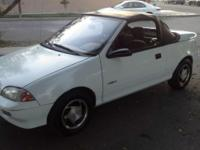GEO METRO LSI LIMITED EDITION, TWO SEATS, 3 CILINDERS,
