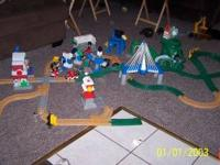 Geo Trax train set that my sons do not no longer play
