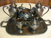 I have a beautiful 8 Piece Tea Service set. These are