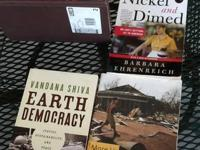 Earth democracy by vandana shiva $15 Nickel and dimed