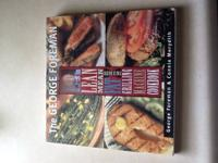 I am selling a very nice cookbook by George Foreman (