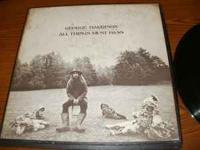 GEORGE HARRISON All Things Must Pass, Album includes 3