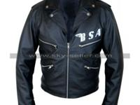 Get your George Michael BSA Jacket at Sky-Seller on