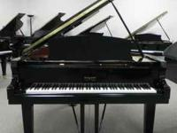 Gorgeous 6'10 Grand Piano George Steck 208D Model Very