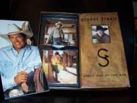 4 CD'S -72 TRACKS, BOOK DETAILING STRAIT'S LIFE AND