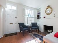 This charming townhouse in Georgetowns East Village is
