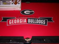 Georgia Bulldog Fans !! This is a have to have for your