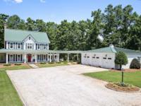 A Pristine 32.93  acre  Equestrian Estate,   just fifty