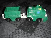 GeoTrax Freightway Transportation Haul off and head for
