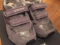 Geox shoes for girls, size 24 (EU) new for sale This ad