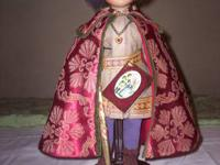 SELLING GEPPEDDO PRINCE CHARMING MALE DOLL, COMES WITH