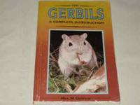 GERBILS A COMPLETE INTRODUCTION by M. Ostrow Does your