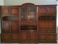 Six Piece German Shrunk  Wall Unit