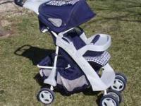 I am selling my Gerry stroller. It is in very good