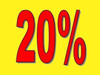 Get 20% OFF Refrigerators not valid in combination with