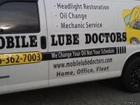 Mobile Lube Doctors are focused on providing