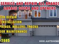 Austin Home Garage Doors is the best garage door