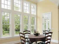 New windows are a great way to improve the look of your